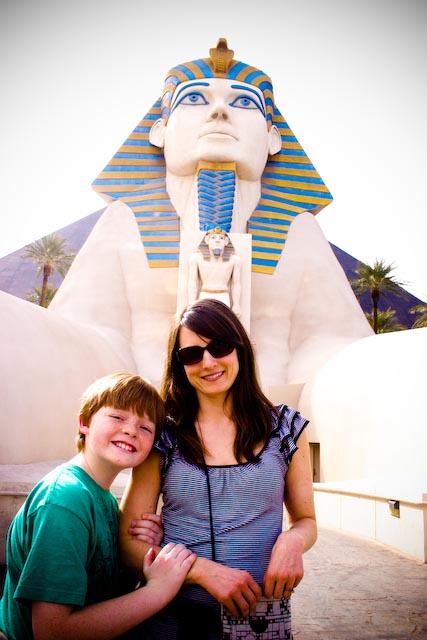 Kid 1 Luxor Las Vegas